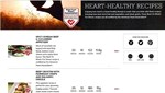 heart healthy recipes graphic 526 x 298